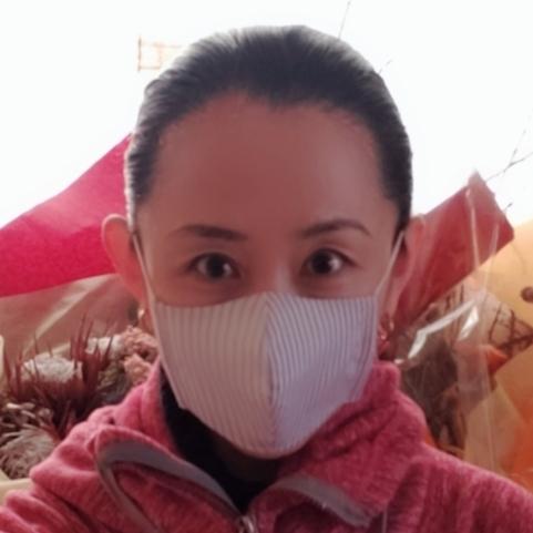 マスクをしてても可愛い子はカワイイ_a0105740_13343865.jpg