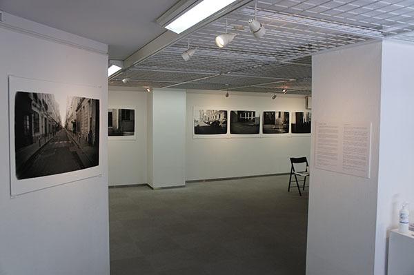 パリ、ヴェルヌイユ通り Hiro TOBE写真展_f0171840_15270436.jpg