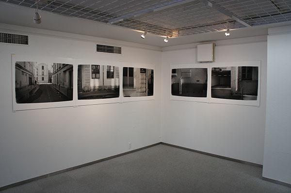 パリ、ヴェルヌイユ通り Hiro TOBE写真展_f0171840_15273270.jpg