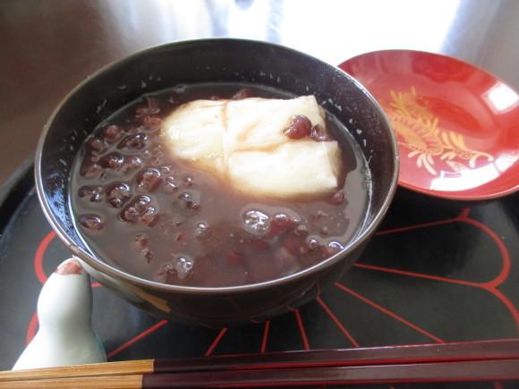小豆と筍_a0279743_09191247.jpg