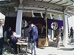 賀茂川神社は神事のみ_c0087349_14412050.jpg