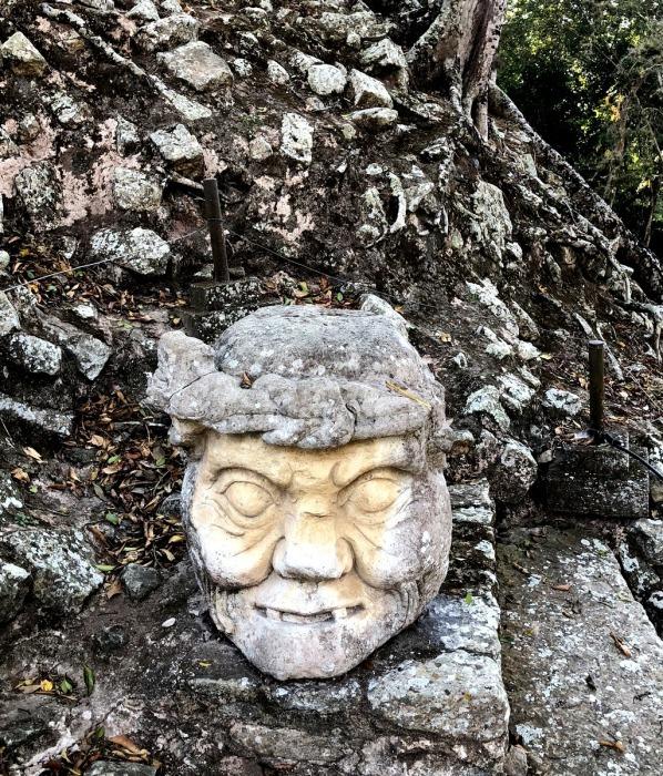 古代マヤ文明の遺跡 コパン遺跡@ホンジュラス_a0092659_14104909.jpg