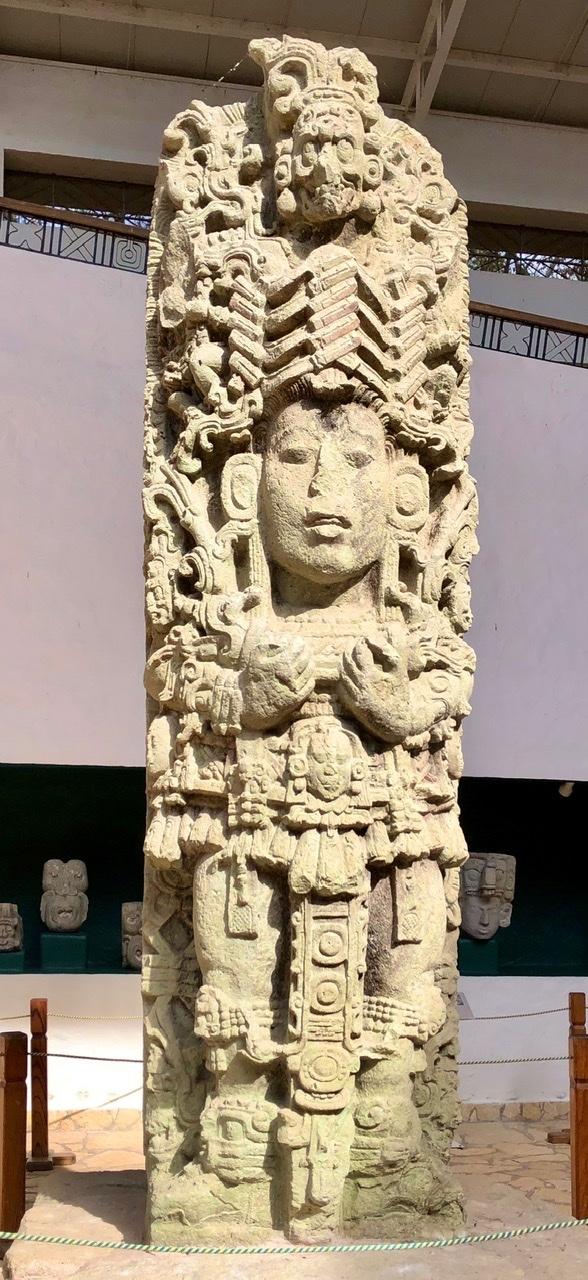 コパン遺跡 2 石彫博物館 @ホンジュラス_a0092659_18180434.jpeg