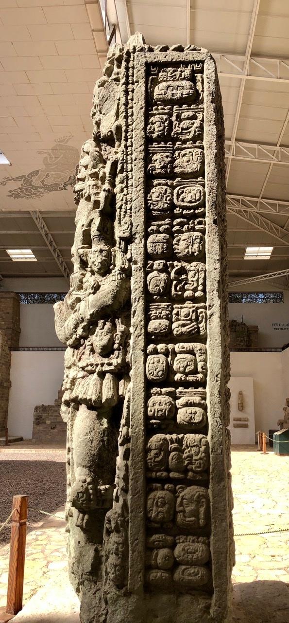 コパン遺跡 2 石彫博物館 @ホンジュラス_a0092659_18262849.jpeg