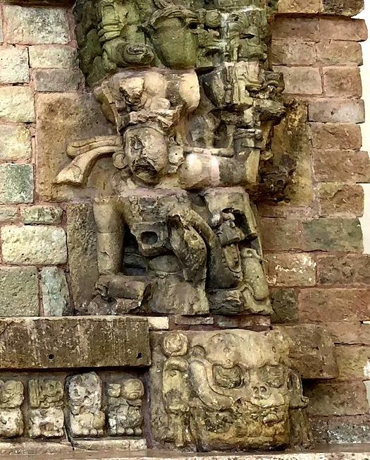 コパン遺跡 2 石彫博物館 @ホンジュラス_a0092659_19104680.jpg
