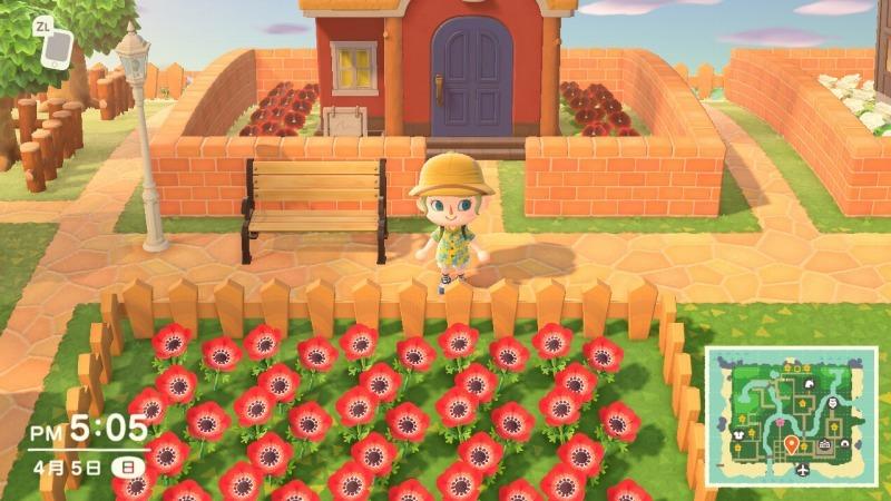 ゲーム「あつまれどうぶつの森 島クリエイターアプリゲット!!」_b0362459_13011543.jpg