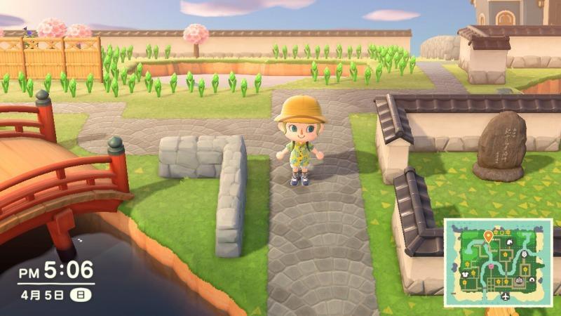ゲーム「あつまれどうぶつの森 島クリエイターアプリゲット!!」_b0362459_13030430.jpg