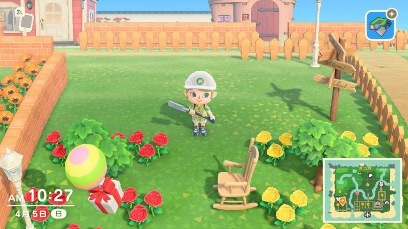 ゲーム「あつまれどうぶつの森 島クリエイターアプリゲット!!」_b0362459_13050494.jpg
