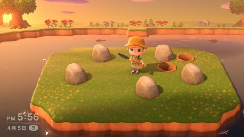 ゲーム「あつまれどうぶつの森 島クリエイターアプリゲット!!」_b0362459_13140663.jpg