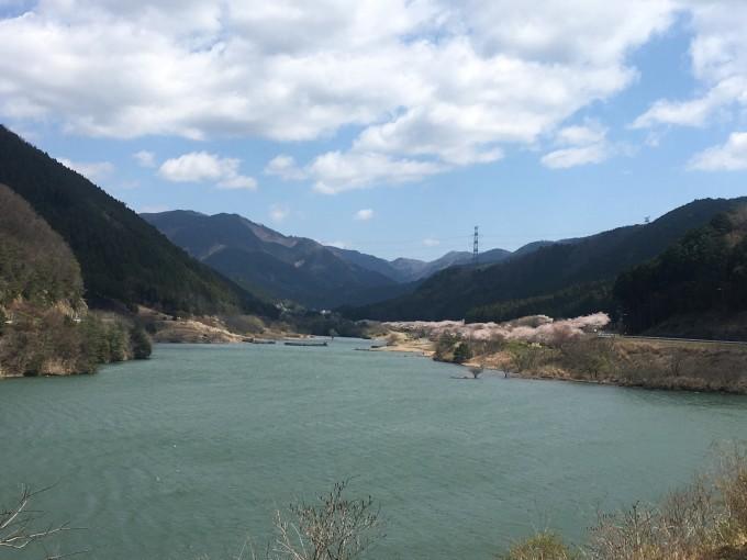 青土ダムへ花見🌸に_b0100062_17325072.jpeg