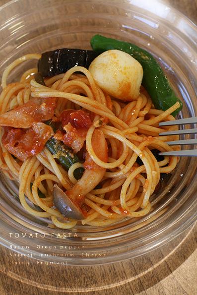 たけのこ料理とトマトパスタ_e0137277_00081985.jpg