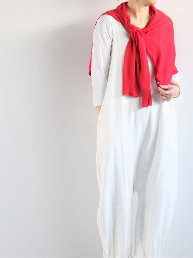 eleven 2nd Fine Linen Silk Button Cardigan_b0139281_18343529.jpg