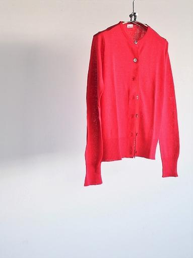 eleven 2nd Fine Linen Silk Button Cardigan_b0139281_18343652.jpg