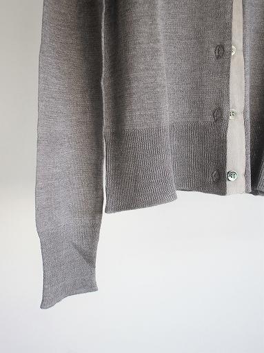 eleven 2nd Fine Linen Silk Button Cardigan_b0139281_18350195.jpg