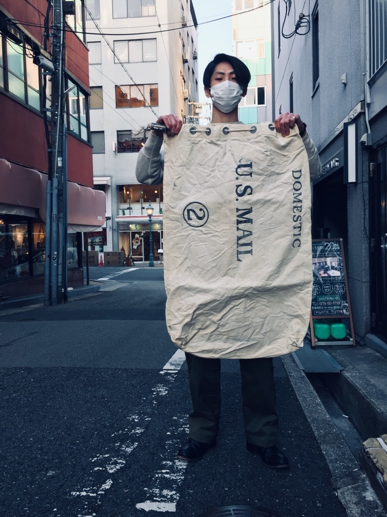 マグネッツ神戸店 4/8(水)春Vintage入荷! #5 Work Item!!!_c0078587_19413545.jpg