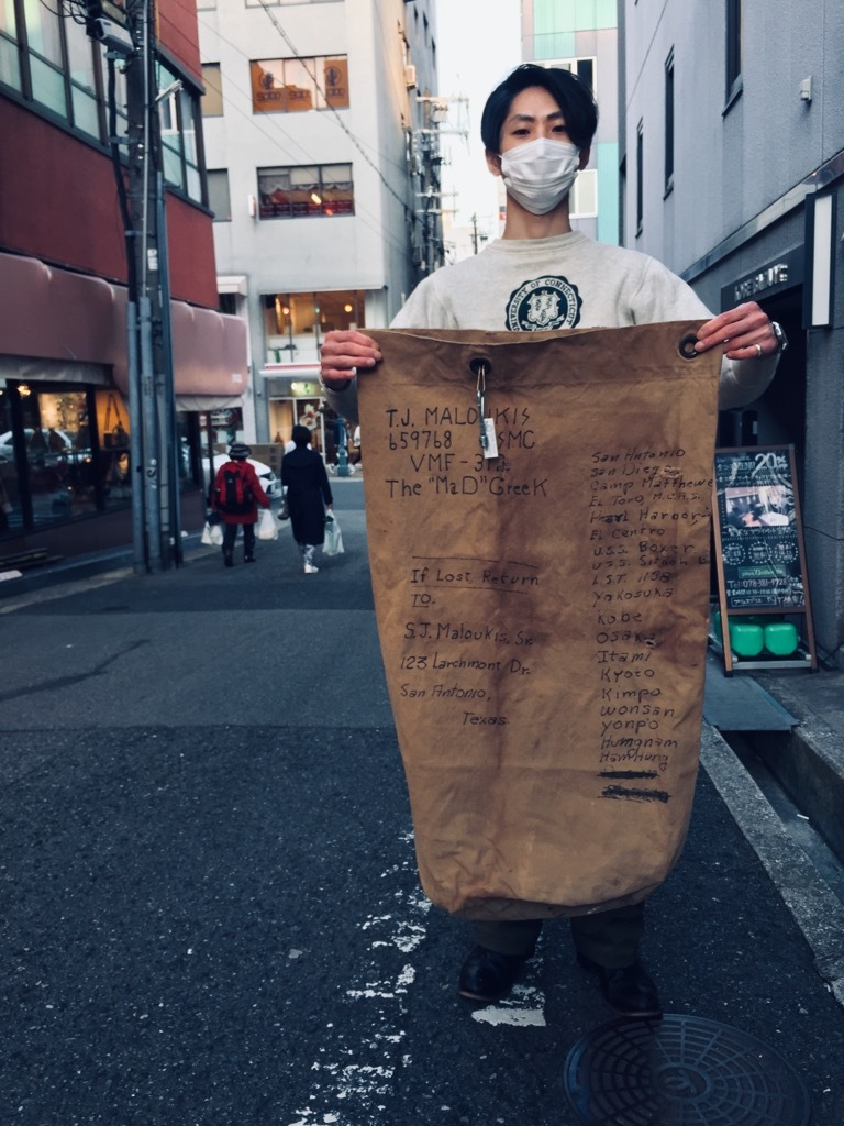 マグネッツ神戸店 4/8(水)春ヴィンテージ入荷! #8 Military Item Part2!!!_c0078587_23343723.jpg