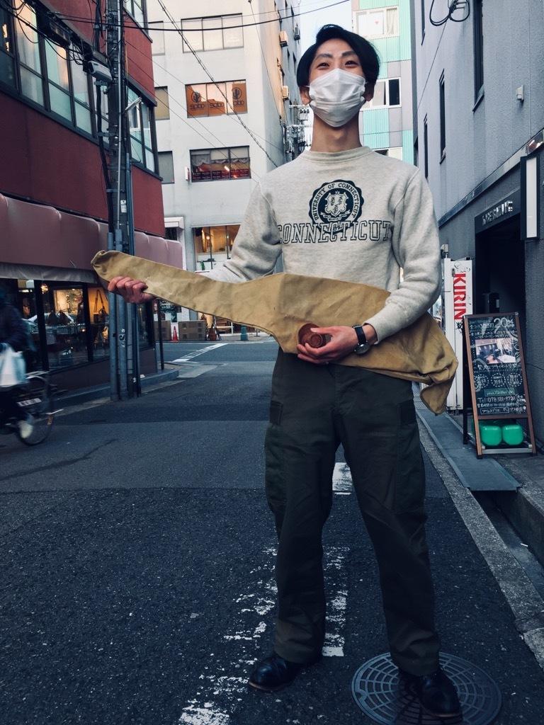 マグネッツ神戸店 4/8(水)春ヴィンテージ入荷! #8 Military Item Part2!!!_c0078587_23390919.jpg