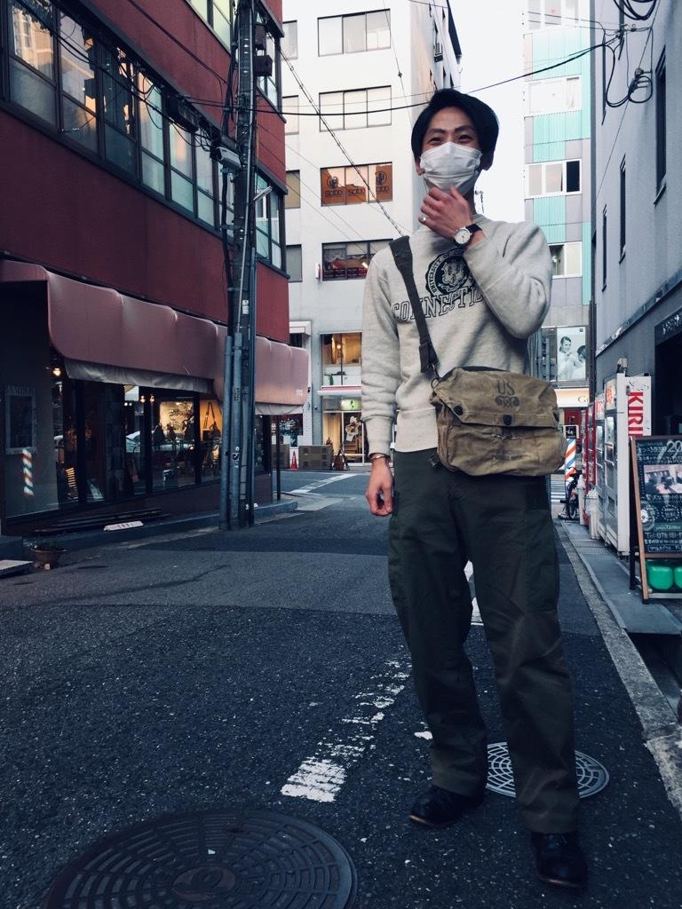 マグネッツ神戸店 4/8(水)春ヴィンテージ入荷! #8 Military Item Part2!!!_c0078587_23400943.jpg