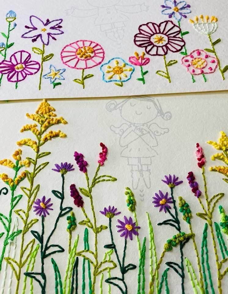 紙刺繍アート_f0043592_13063829.jpg