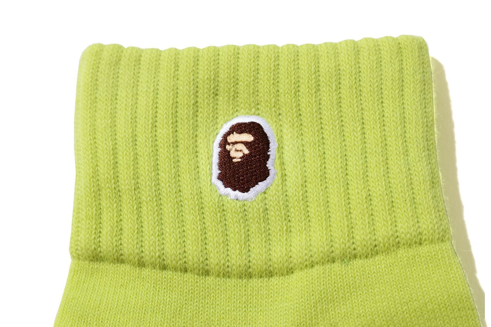 APE HEAD ONE POINT ANKLE SOCKS_a0174495_11551899.jpg