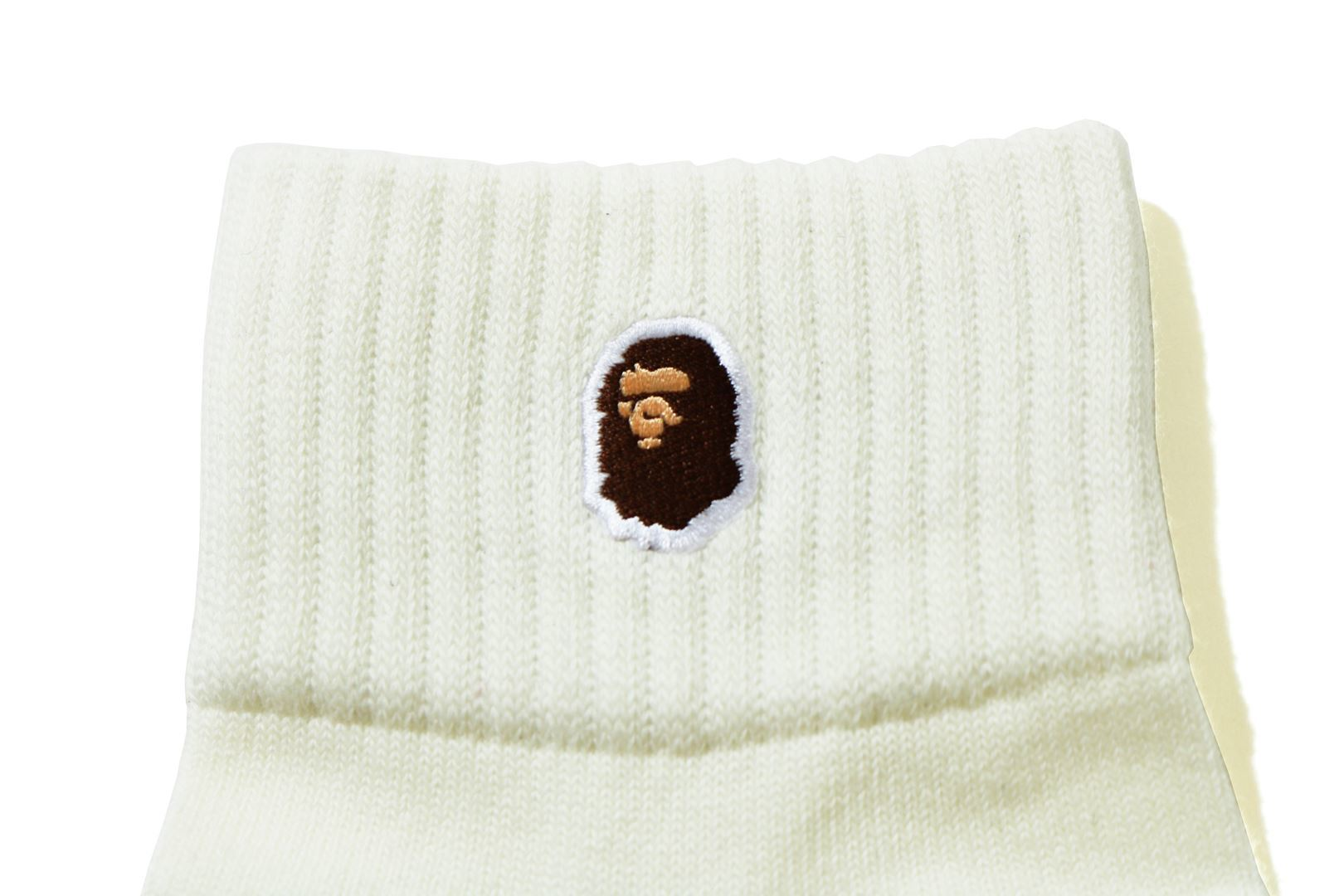 APE HEAD ONE POINT ANKLE SOCKS_a0174495_11555364.jpg