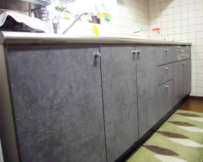 キッチン扉の交換_c0278510_16325274.jpg