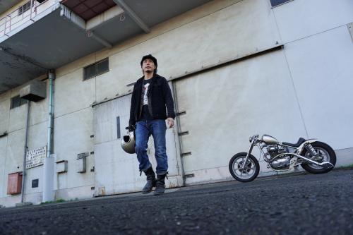 石田 達也 & YAMAHA XS650SP(2019.11.23/NAGOYA)_f0203027_12180005.jpg