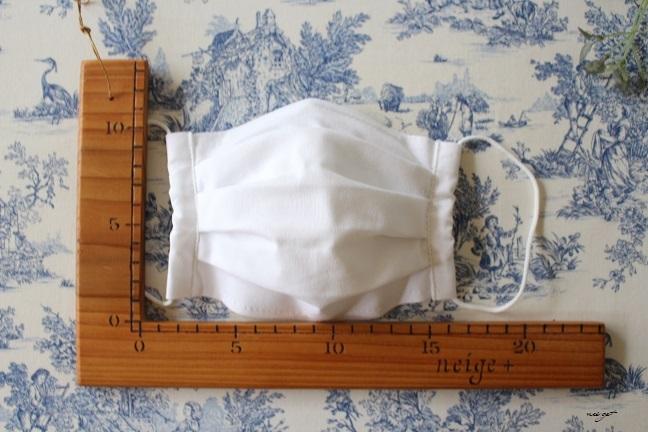 『フィルターポケット&ワイヤー通し口付き』プリーツマスクの作り方2_f0023333_23234234.jpg