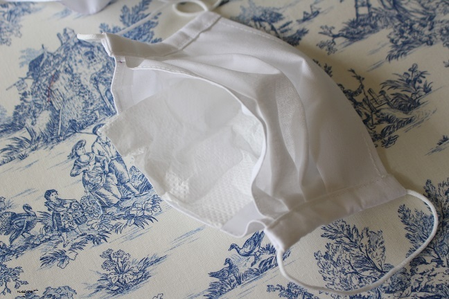 マスク 型紙 フィルター