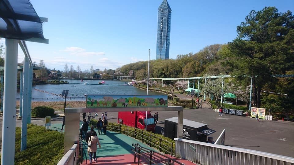 東山動植物園へ行ってきました!~桜の回廊編~_f0373339_16300221.jpg