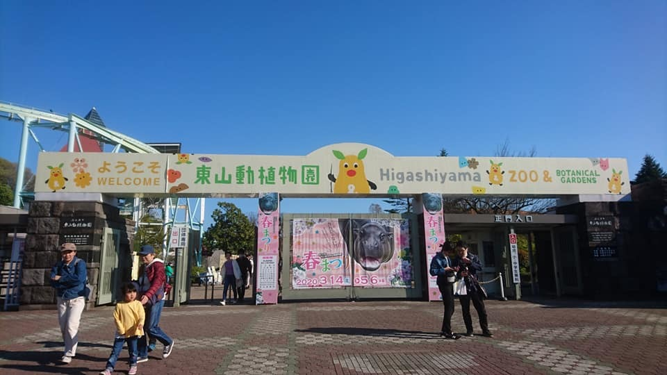 東山動植物園へ行ってきました!~桜の回廊編~_f0373339_16480619.jpg