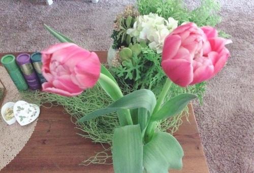 お花を飾って心に潤いを💐✨_b0301070_14270813.jpeg