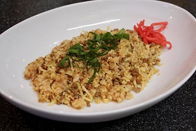ふわふわ豆腐のお好み焼きとそばめし_a0223786_16094508.jpg