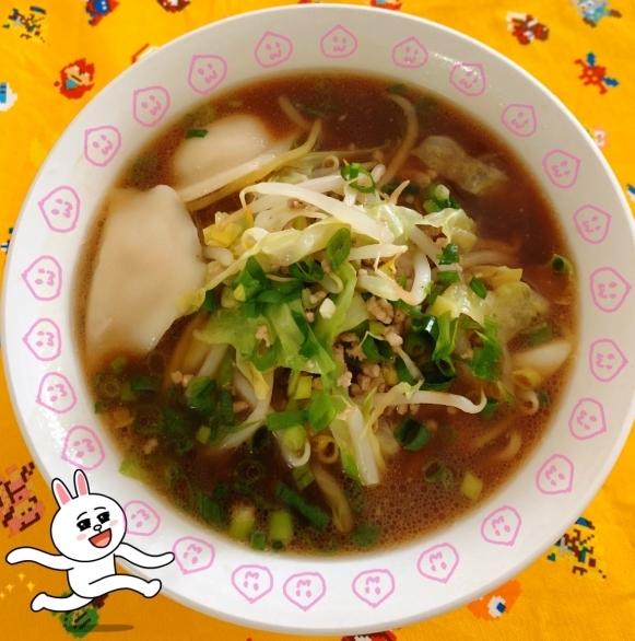 野菜ラーメン🍜_f0143188_13002635.jpg