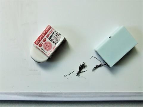 はたらくぶんぼうぐ〈ホワイトボードと汚れ取り〉。_f0220714_11295894.jpg