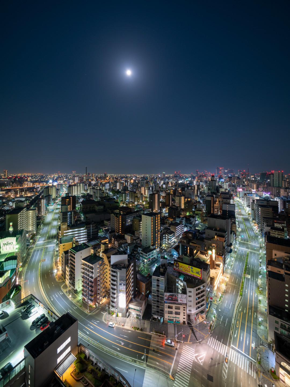 今年最大の満月_a0177616_03042341.jpg