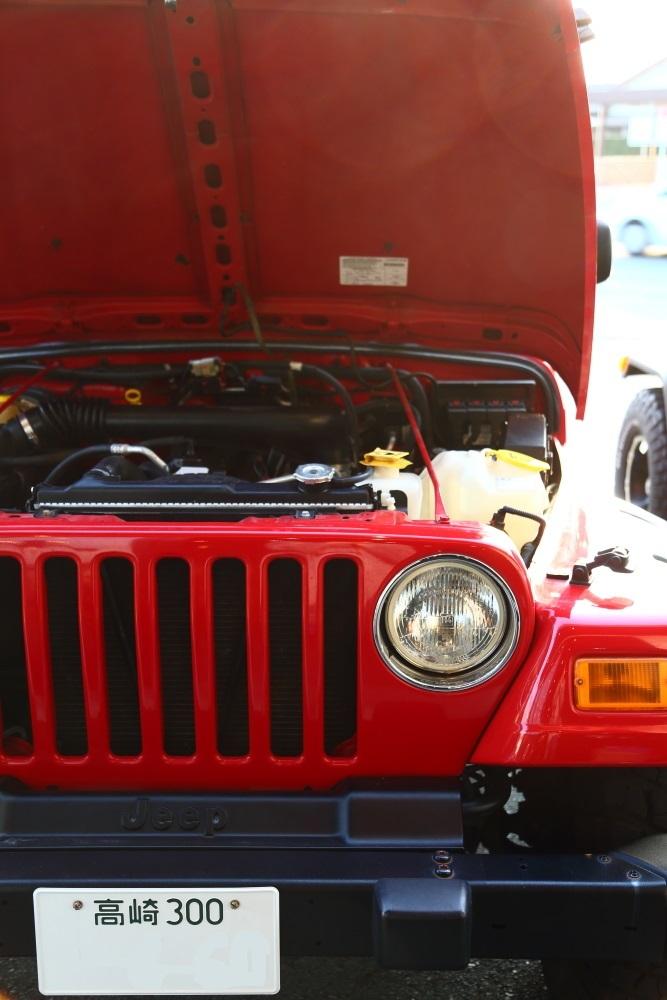 ご納車準備のTJと車検のお返し準備のTJ_f0105425_18273013.jpg