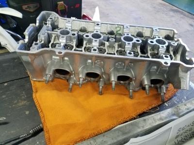 CBR600RR エンジンオーバーホール②_e0114857_10542304.jpg