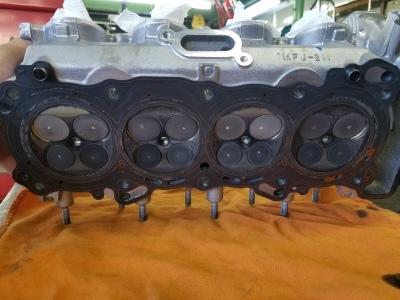 CBR600RR エンジンオーバーホール②_e0114857_10591917.jpg