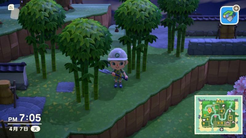 ゲーム「あつまれどうぶつの森 今日ものんびりとあつ森」_b0362459_10032289.jpg