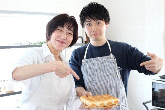 「日本一適当なパン教室~スティックパンを男子と作る編~」_f0224568_11241204.jpg