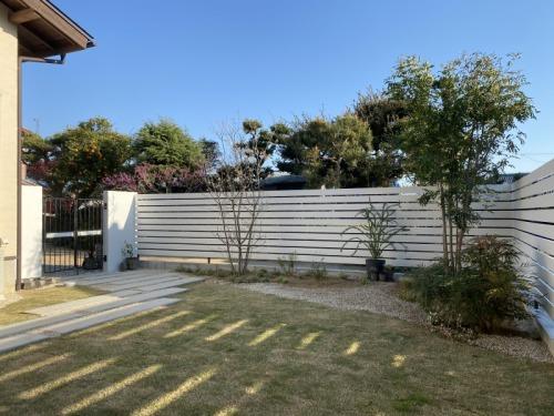 ガーデン完成!_b0239082_15155071.jpg