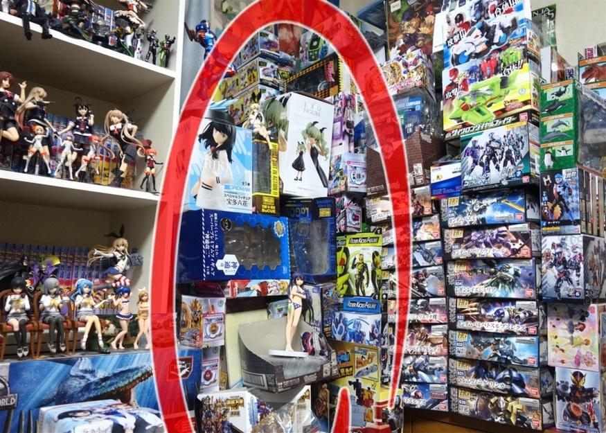 【ただの雑記】大量の玩具の空き箱を潰そう_f0205396_13493553.jpg