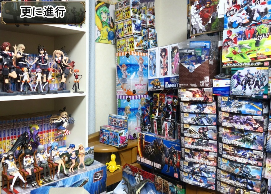 【ただの雑記】大量の玩具の空き箱を潰そう_f0205396_13591339.jpg