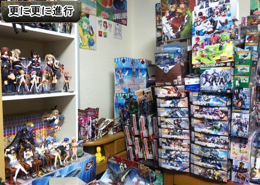【ただの雑記】大量の玩具の空き箱を潰そう_f0205396_13591891.jpg