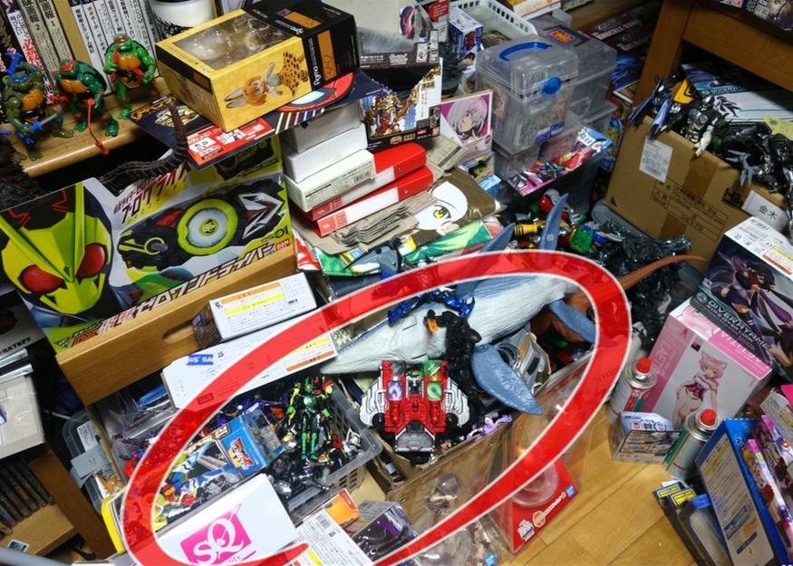 【ただの雑記】大量の玩具の空き箱を潰そう_f0205396_14122542.jpg