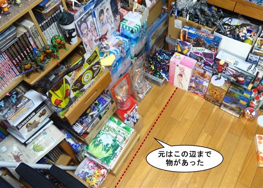 【ただの雑記】大量の玩具の空き箱を潰そう_f0205396_14135826.jpg