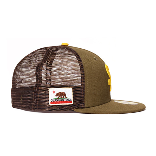 【DELIVERY】 STANDARD CALIFORNIA - NEW ERA×SD 59FIFTY Logo Mesh Cap_a0076701_17211303.jpg