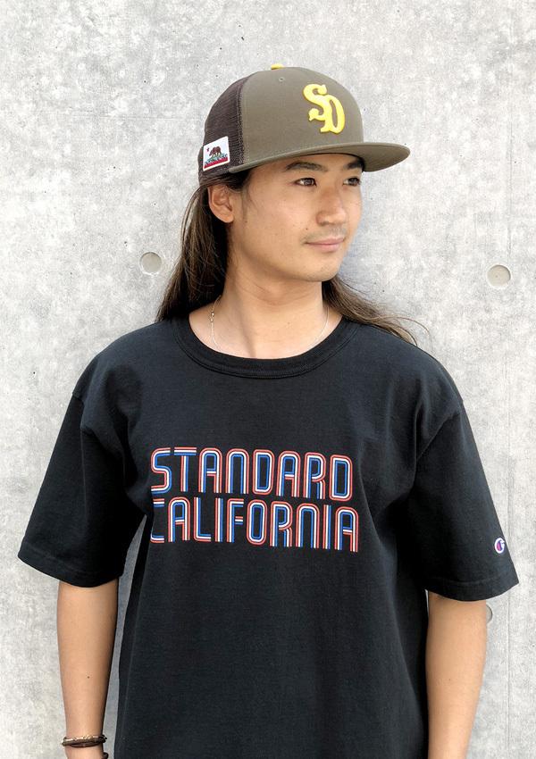 【DELIVERY】 STANDARD CALIFORNIA - NEW ERA×SD 59FIFTY Logo Mesh Cap_a0076701_17223098.jpg