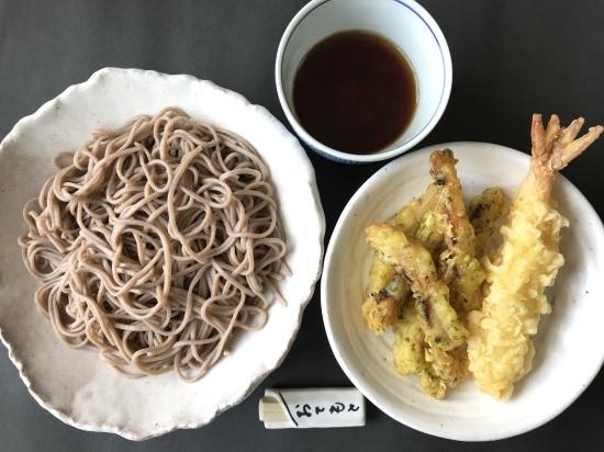 めかぶ蕎麦_e0264003_17110743.jpeg